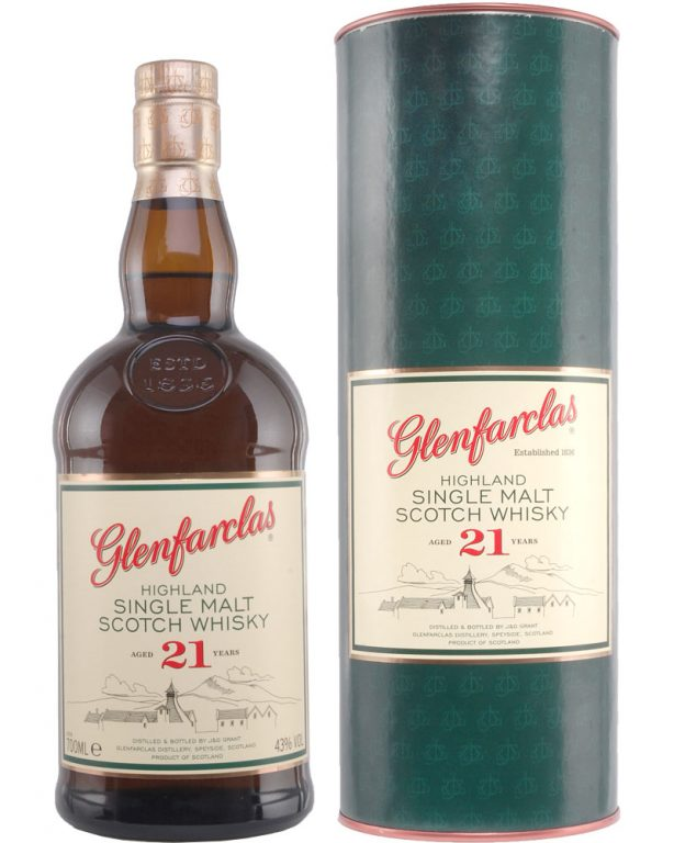 One Quick Dram: Glenfarclas 21