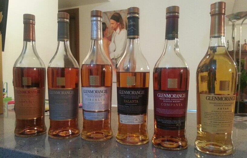 Glenmorangie Private Editions – A Vertical Tasting – Part Two