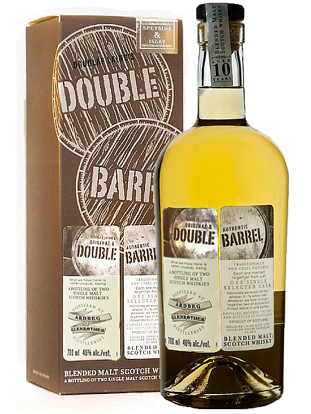 One Quick Dram: Douglas Laing Double Barrel Ardbeg & Aultmore