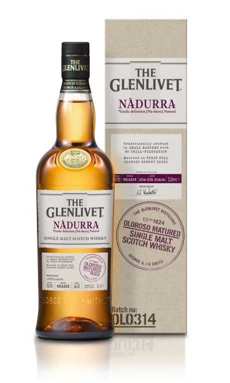 One Quick Dram: The Glenlivet Nàdurra Oloroso