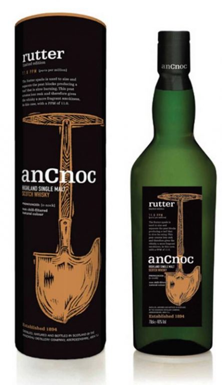 One Quick Dram: AnCnoc Rutter Whisky Tasting Notes