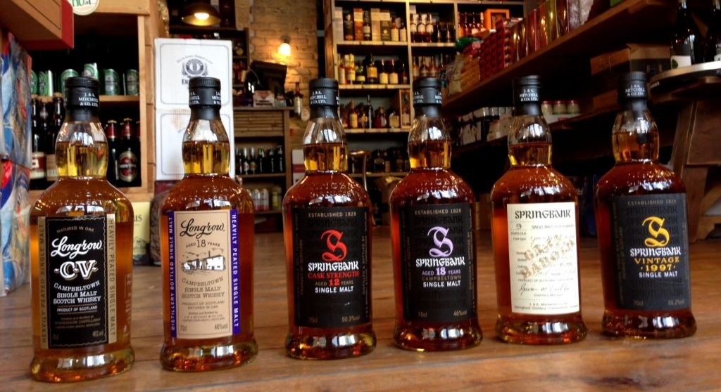 Springbank Week – Part II: Springbank 12 Cask Strength Whisky Tasting Notes