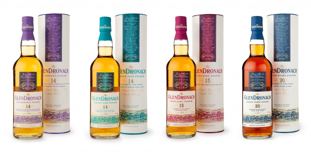 Reviewing GlenDronach's Most Non-Traditional Expression: The 14 Year Old Virgin Oak