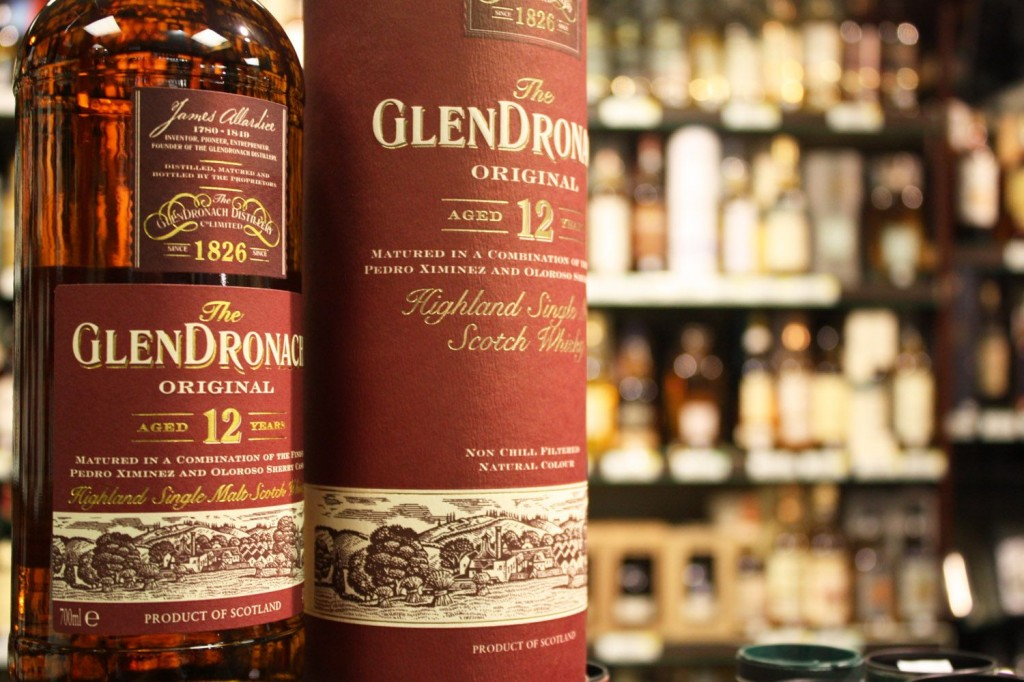 The GlenDronach 12 – Sherry/Rum, Spice and Everything Nice