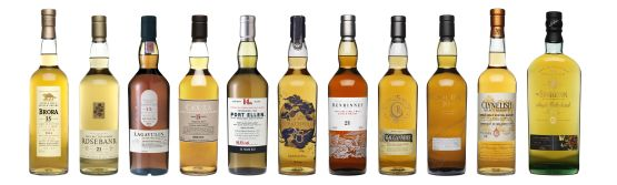 The Deadly Sins of Whisky – Diageo's 2014 Special Releases