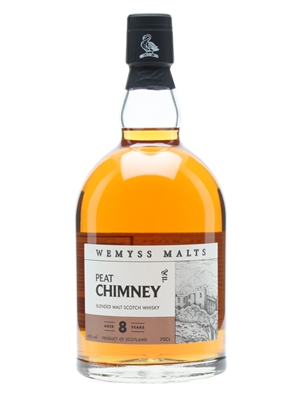 Adventures in Malt Blends Part 2 – Wemyss Peat Chimney