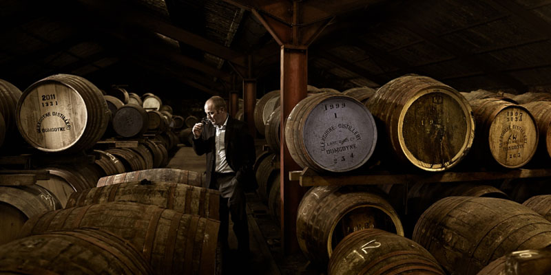 Highest Rung in the Core Range – Glengoyne 25 – What a Dram!!