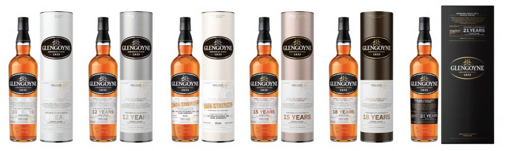 A Week of Glengoynes – Vertical Tasting of the Distillery Core Starting With the 10 Year Old Whisky Tasting Notes