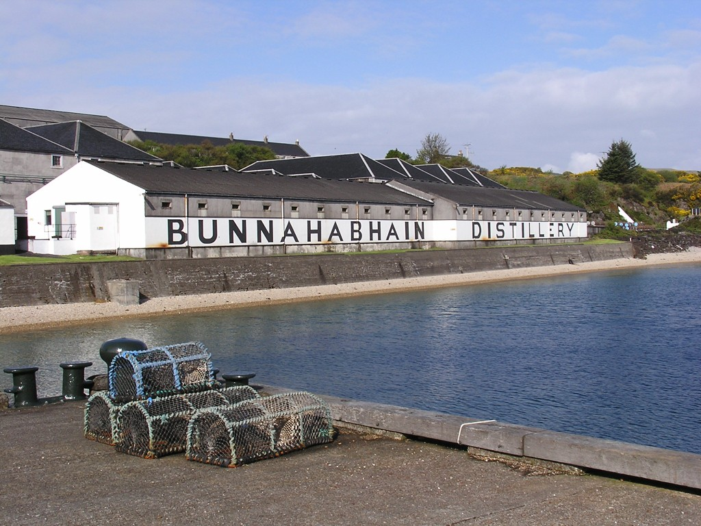 Bunnahabhain 12 – One of the More Complex 12 Year Olds Out There
