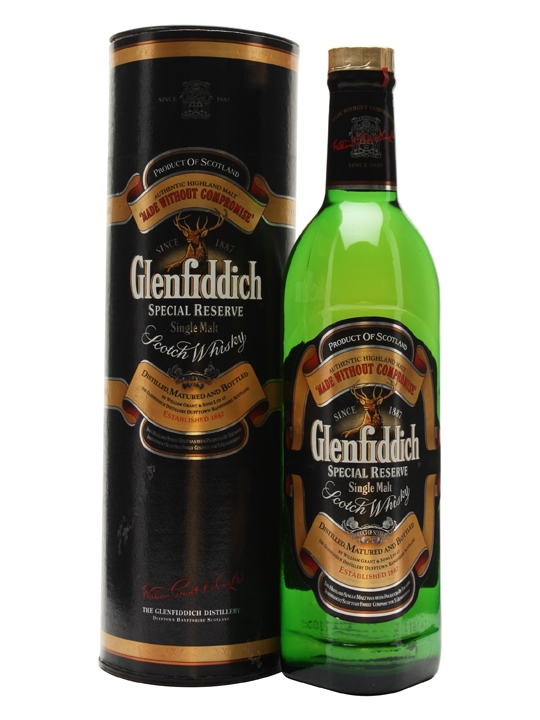 The Modern Version of my Puppy Love – Glenfiddich 12 Review
