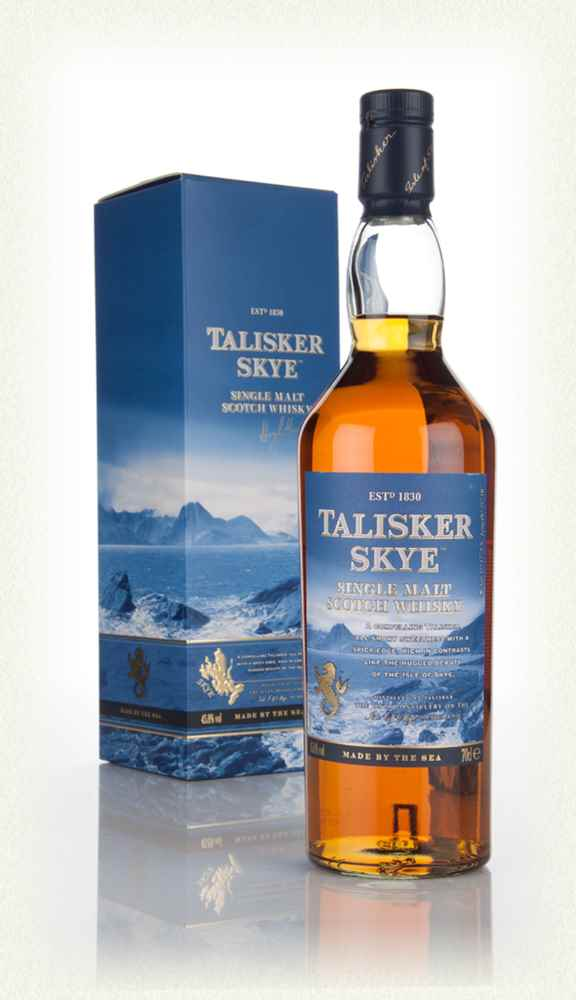 The Skye is the Limit – Launching Talisker Week