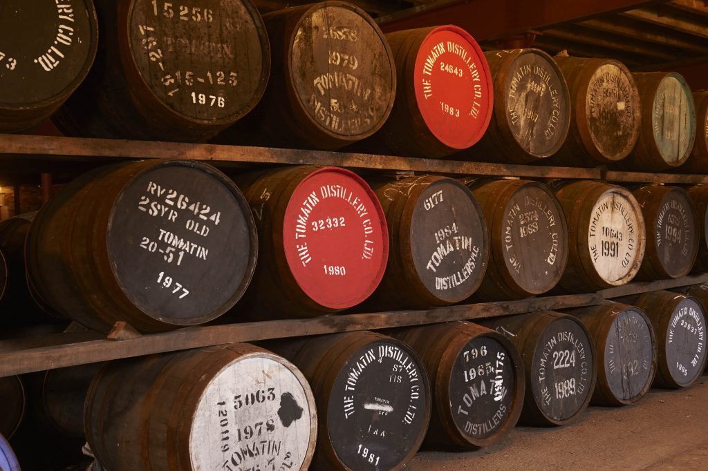 Tomatin's New Cask Strength – Not What I Expected