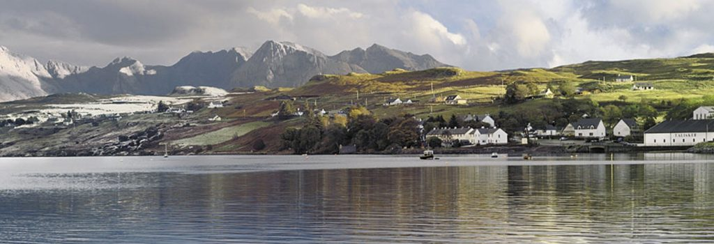 To Reach the Skye – The Sublime Talisker 30