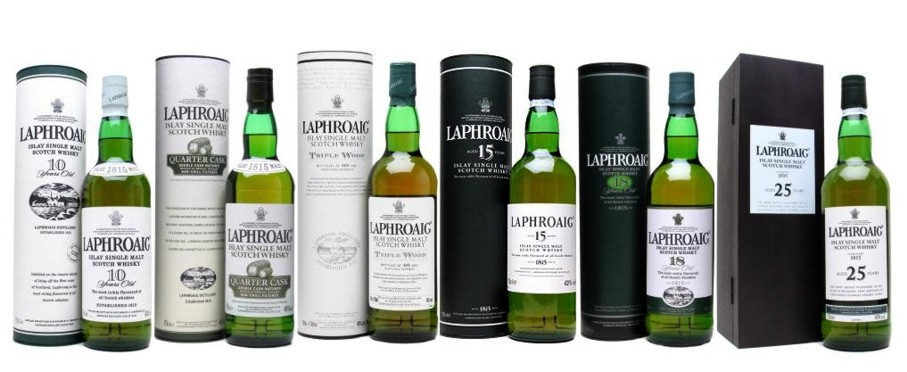 Laphroaig 15 – Comparing the Old and the New