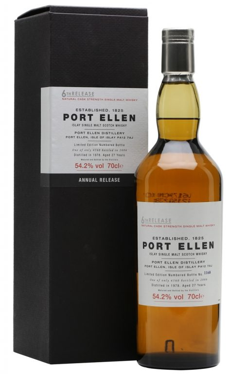 Port Ellen Series – Post VII: Diageo's 6th Annual Release