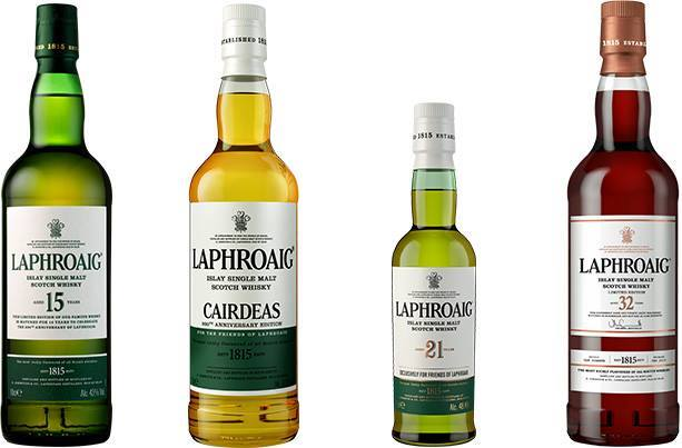Laphroaig 32 Year Old – Laphroaig's 30 Something