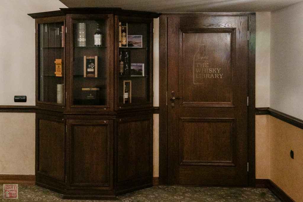 Visit to The Whisky Library – Guest Post by Shai Gilboa