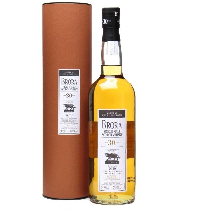 A Brora for the Ages - Silent Distilleries III