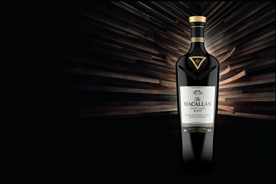 Macallan Rare Cask Black – Travel Retail