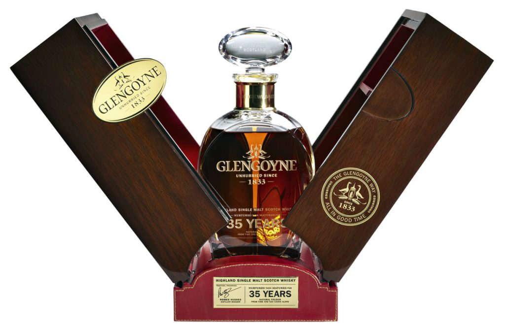 Glengoyne 35 – A Great Closer For My Birthday Weekend