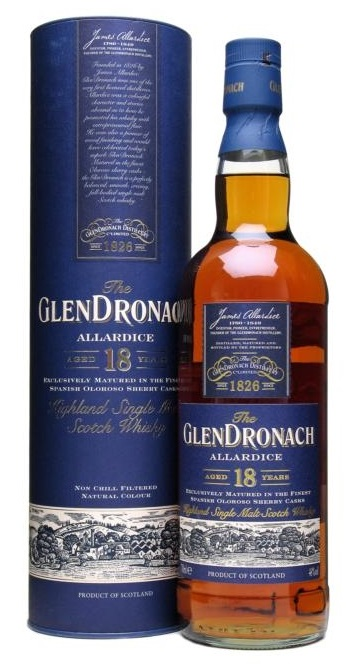 GlenDronach 18 Allardice Review – Starting to Get Older….