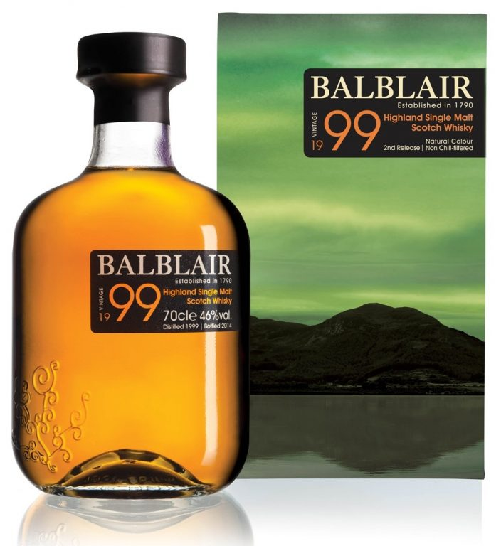 Balblair 1999 (46%) – Whisky Review