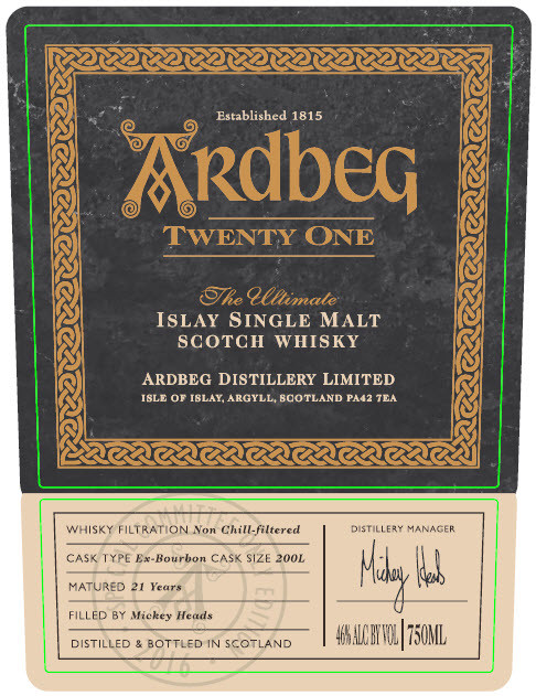 Ardbeg 21's Polar Opposite – An 8 Year Old Fiery Sherry Bomb
