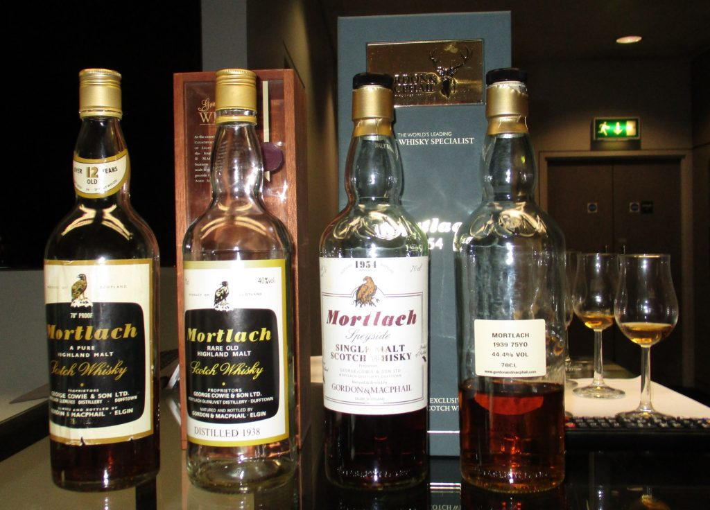 Mortlach 12 Year Old – G&M Bottled 1960s (40%)