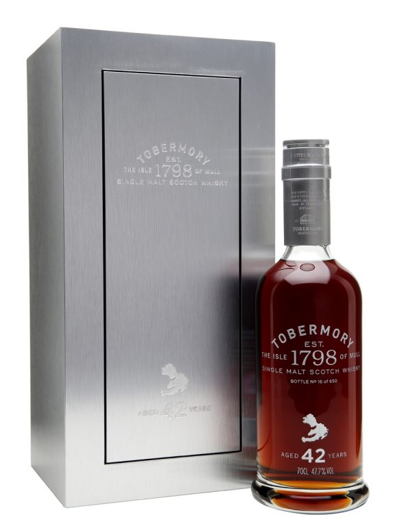 Tobermory 42 (47.7%) – Whisky Review and Full Details of the Release