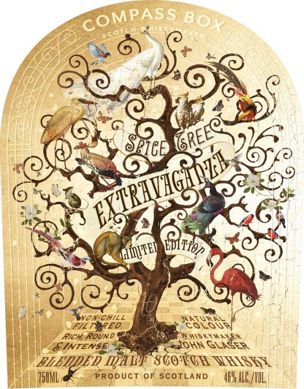 Compass Box to Release Spice Tree Extravaganza to Commemorate the Banning of Spice Tree a Decade Ago