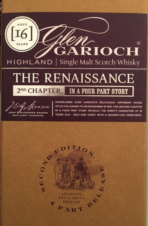 Glen Garioch Renaissance Chapter 2 (51.4%)