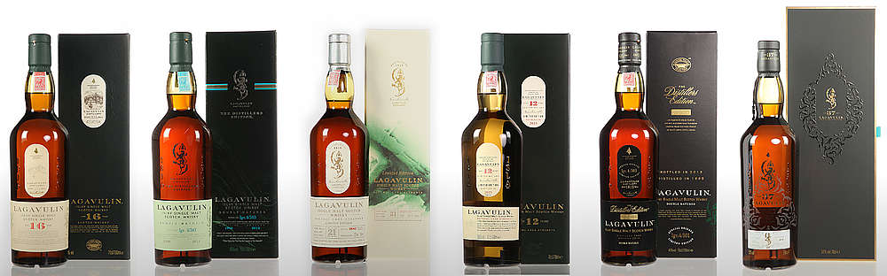 Elements of Islay – Lagavulin – Lg5 (54.8%)