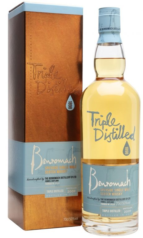 Benromach Triple Distilled (50%)