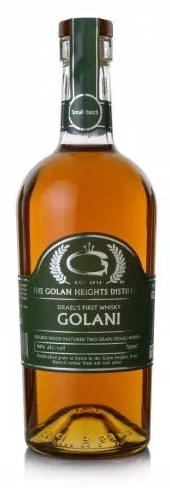 Golan Heights Distillery, Golani Batch 3 (60.1%)