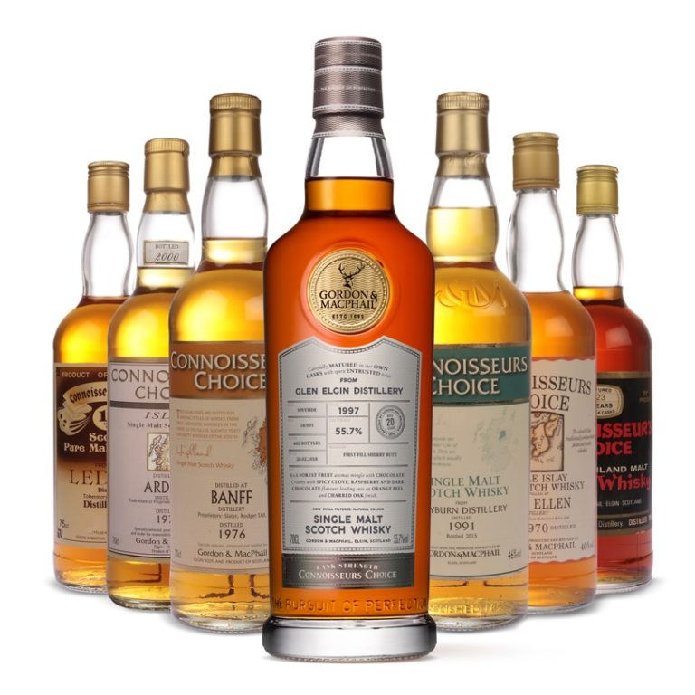 Gordon & MacPhail Connoisseurs Choice Cask Strength – Clynelish 2005 (55.1%)