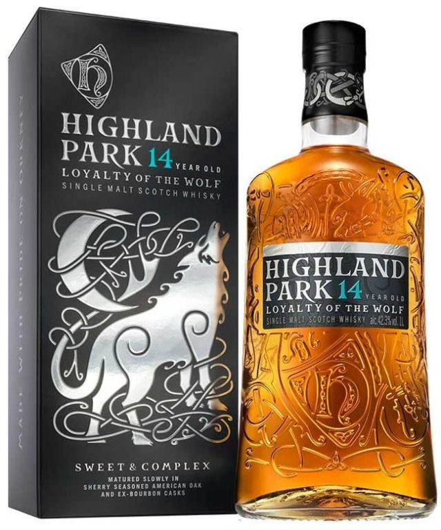 Highland Park 14 Loyalty of the Wolf (42.3%)