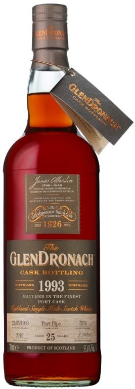 GlenDronach's Missing Port Pipe from Sean Russell's Batch 17 Review – Cask 5976 (55.6)
